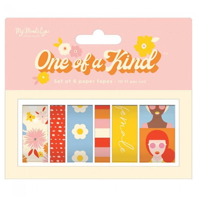 Lot de Washi Tape One Of A Kind