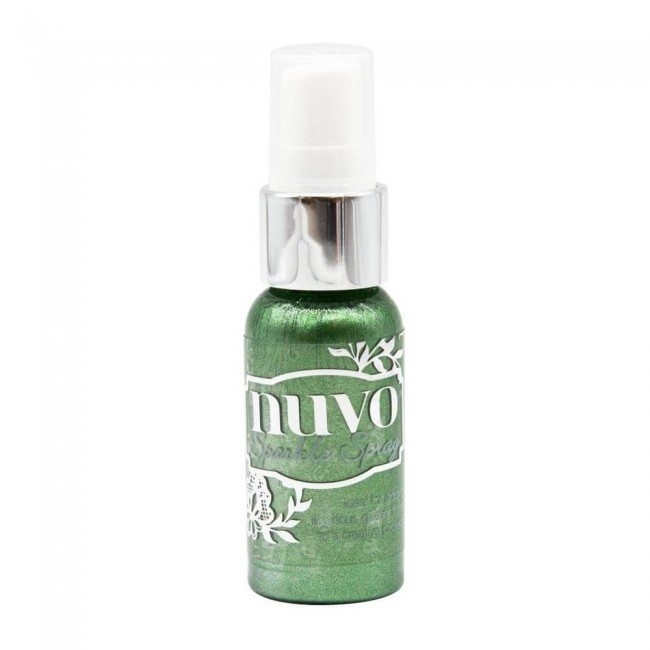 Encre Spray Nuvo Sparkle Wispy Willow