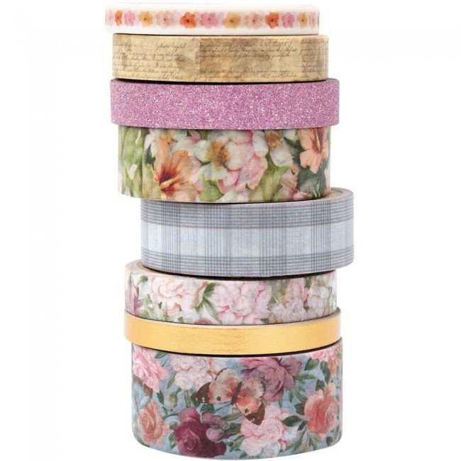 Lot de Washi Tape Garden Grove