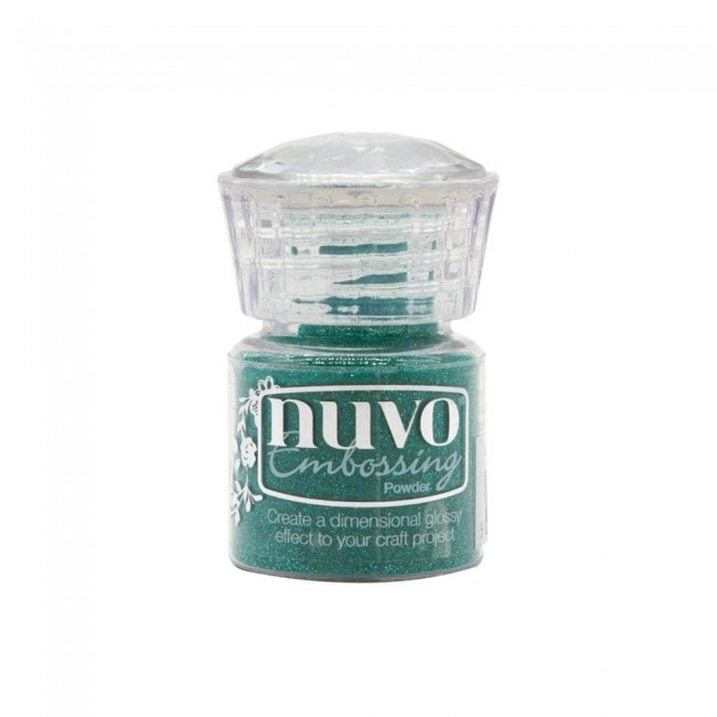 Poudre à Embosser Nuvo - Shimmer Seas