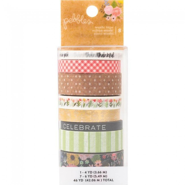 Lot de Washi Tape Lovely Moments