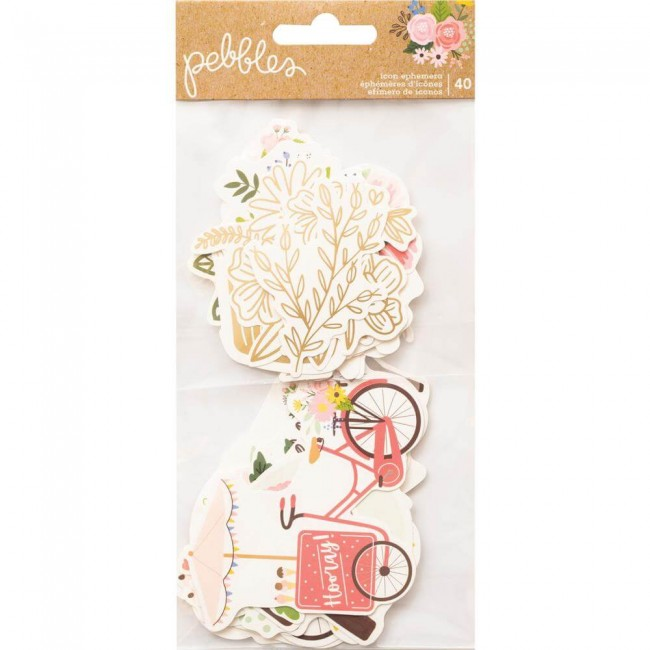 Die Cuts Lovely Moments Icons