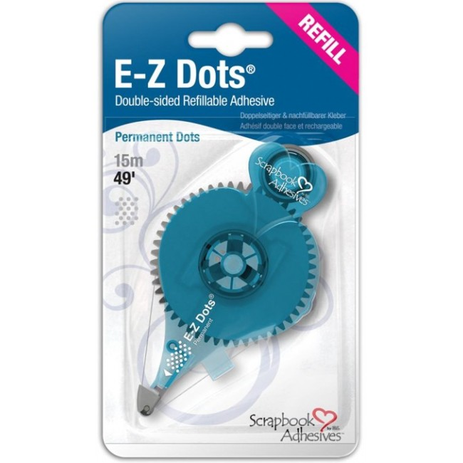 Recharge E-Z Runner Dots Permanent