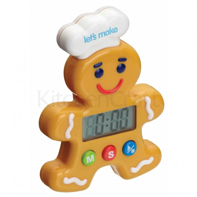 Gingerbread Man timer