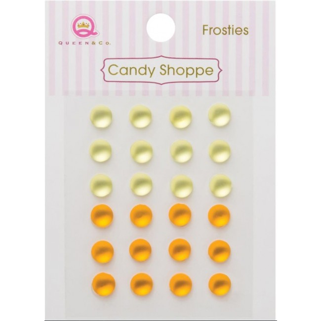 Candy Shoppe Frosties Yellow
