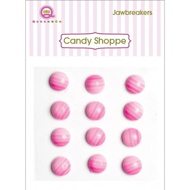 Candy Shoppe Jawbreakers Cotton Candy