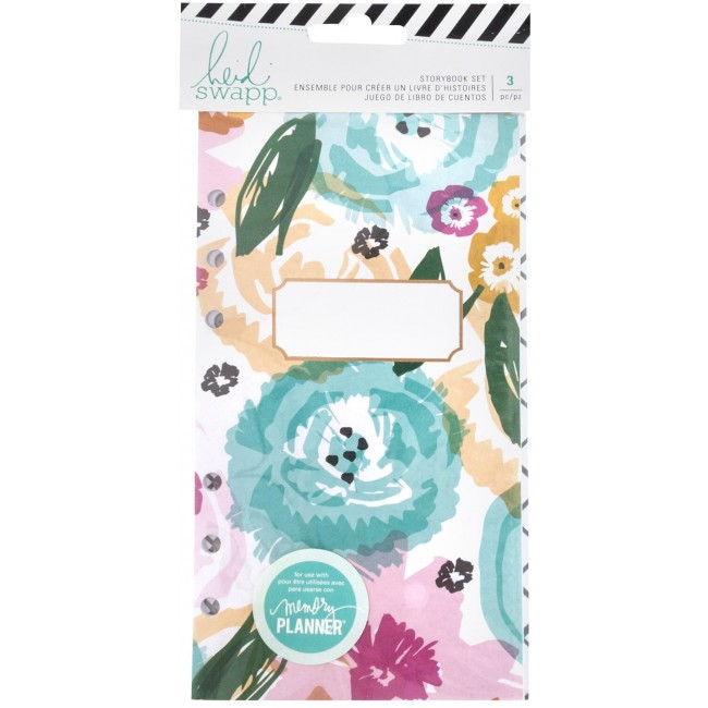 Cahiers de Notes Memory Planner Fresh Start - Playful