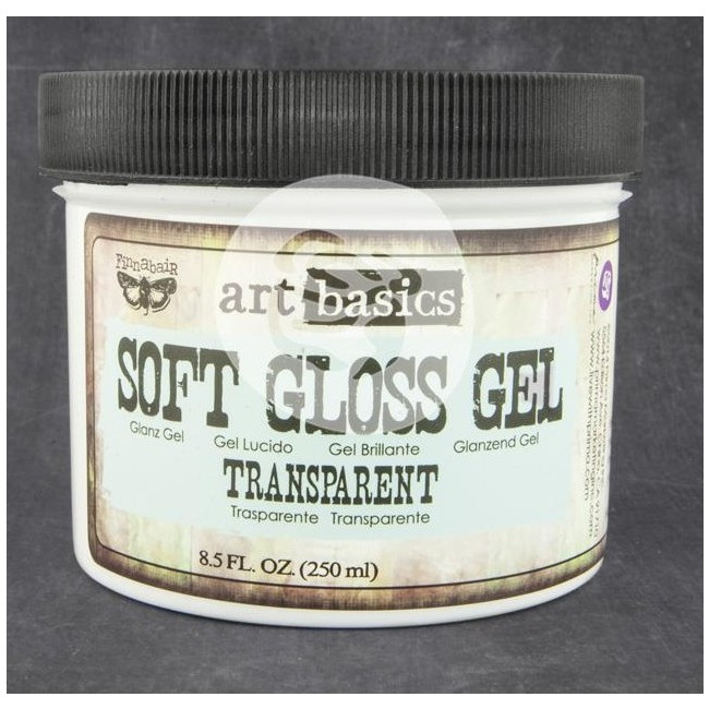 Soft Gloss Gel 8.5 oz