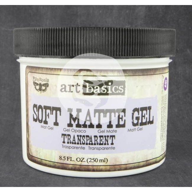 Soft Matte Gel 8.5 oz