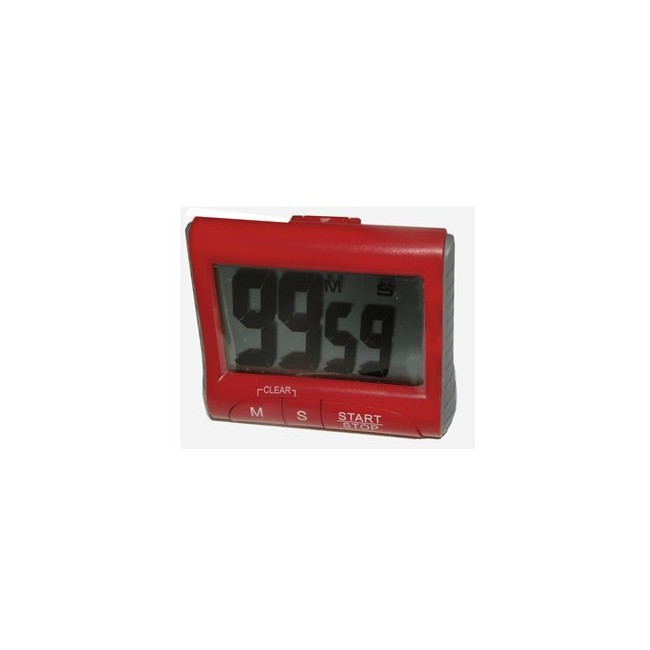 Electronic Timer Rouge