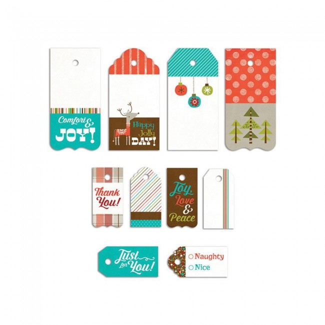 Oh Deer! Decorative Tags