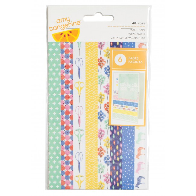 Washi tape book Finders Keepers