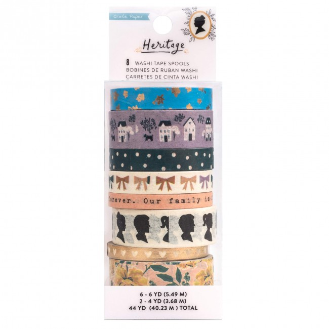 Lot de Washi Tape Maggie Holmes Heritage