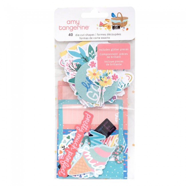Die Cuts Picnic In The Park Amy Tangerine