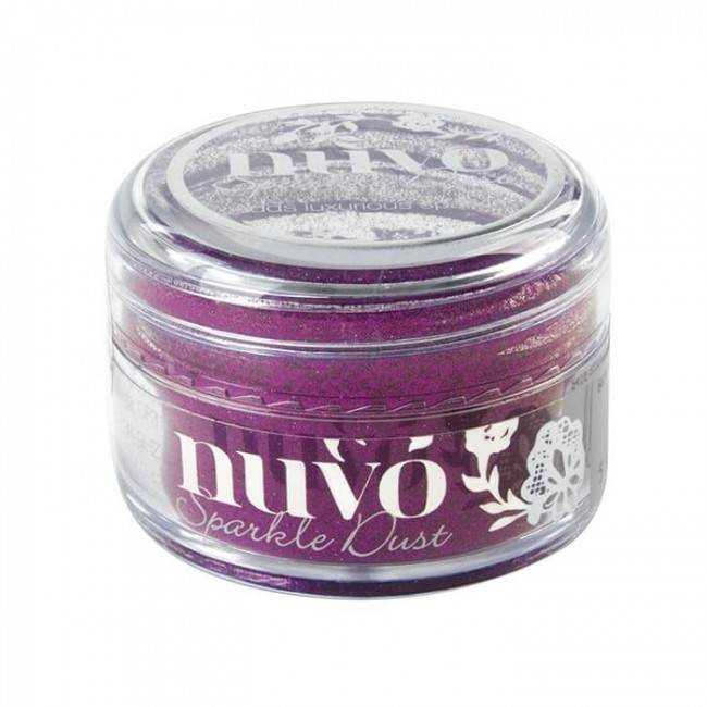 Paillettes Ultra fines Sparkle Dust - Cosmo Berry