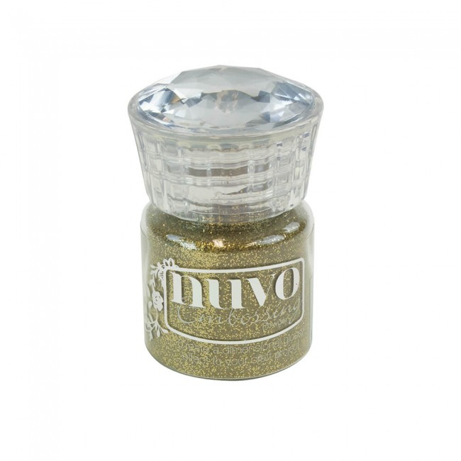 Poudre d'embossing Nuvo - Gold Enchantment