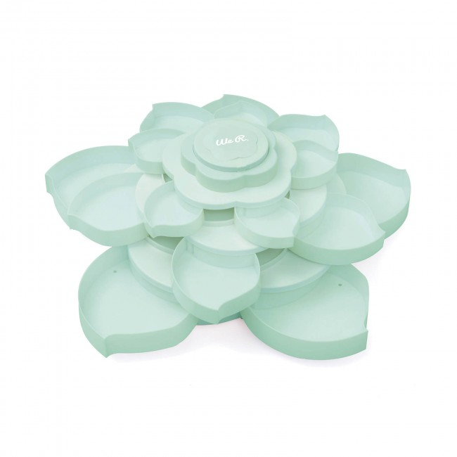 We R Bloom Embellishment Storage Mint