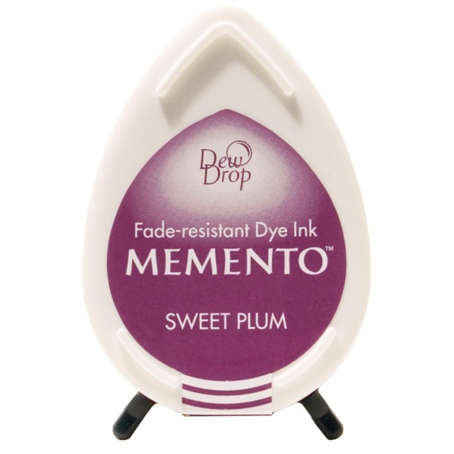 Encre Memento Dew Drop Sweet Plum