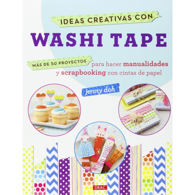 Livre Ideas creativas con Washi Tape