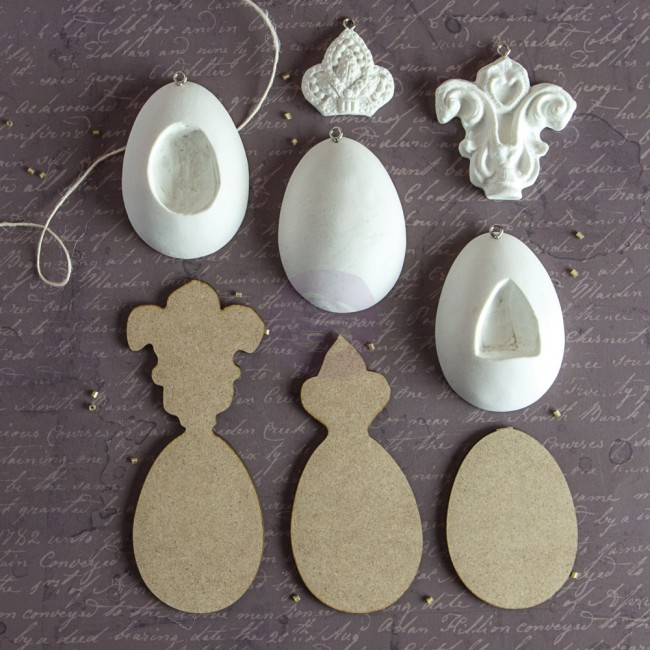 Imperial Eggs Archival Cast