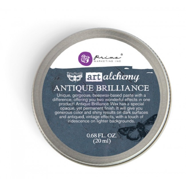 Cire Brilliance Wax - Mystic Turquoise