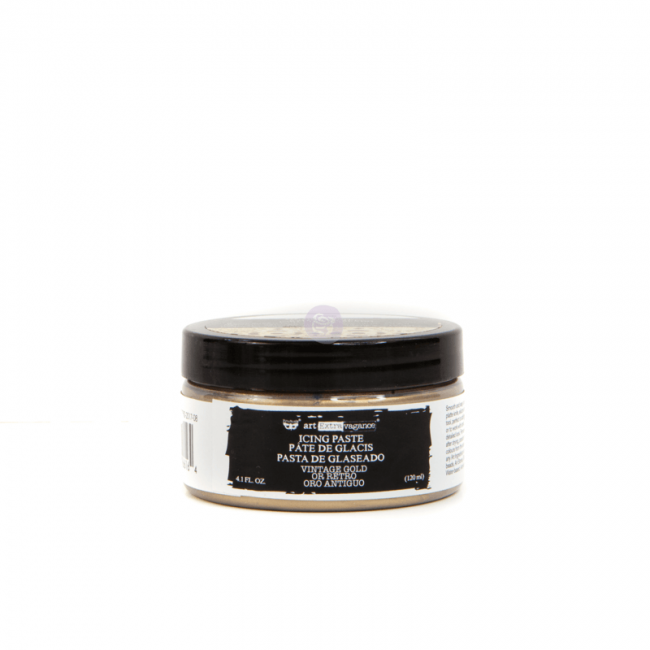 Pâte de Texture Icing Paste Antique Gold
