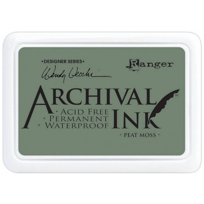 Encre Archival Ink Peat Moss