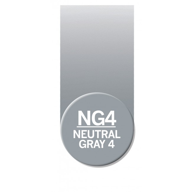 Feutre Chameleon Neutral Grey 4 NG4