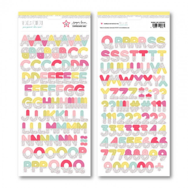Thickers Paper Lover ABC