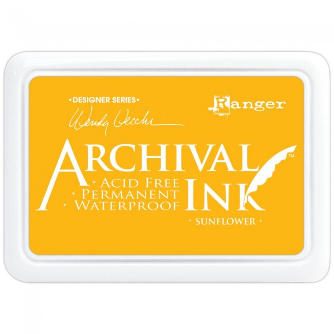 Encre Archival Ink Sunflower