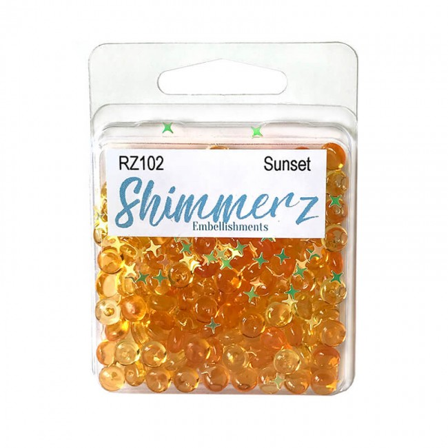 Mix pour Shaker Shimmerz Sunset