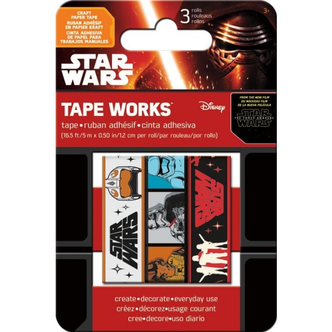 Washi Tape Star Wars The Force Awakens