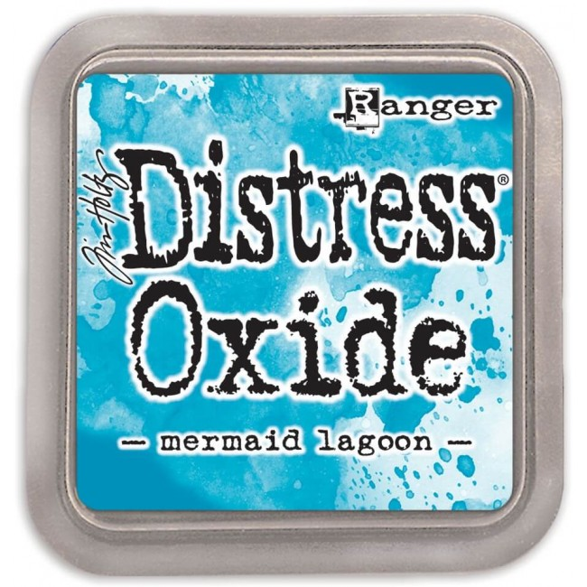 Encre Distress Oxide Ink Mermaid Lagoon