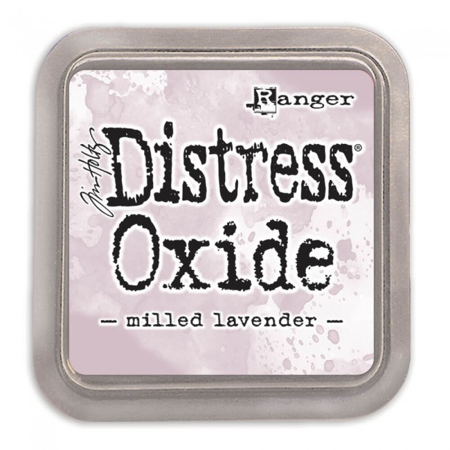 Encre Distress Oxide Ink Milled Lavender