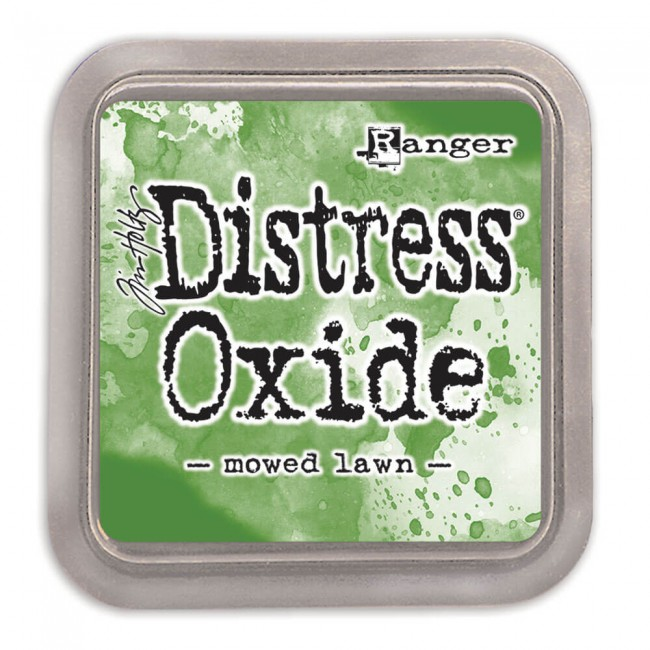 Encre Distress Oxide Ink Mowed Lawn