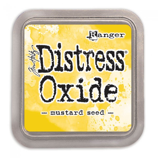 Encre Distress Oxide Ink - Mustard Seed
