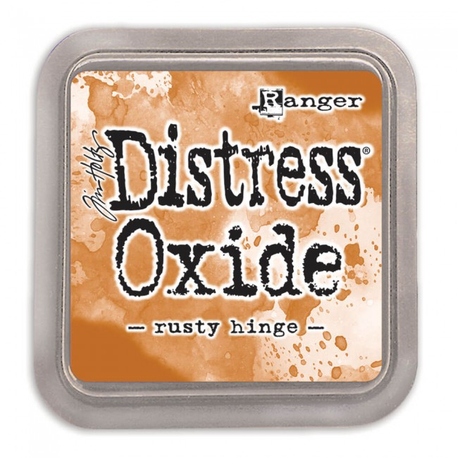 Encre Distress Oxide Ink Rusty Hinge