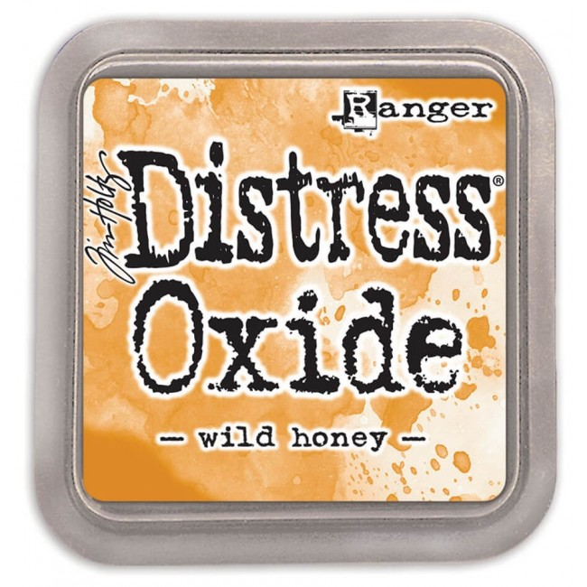 Encre Distress Oxide Ink - Wild Honey