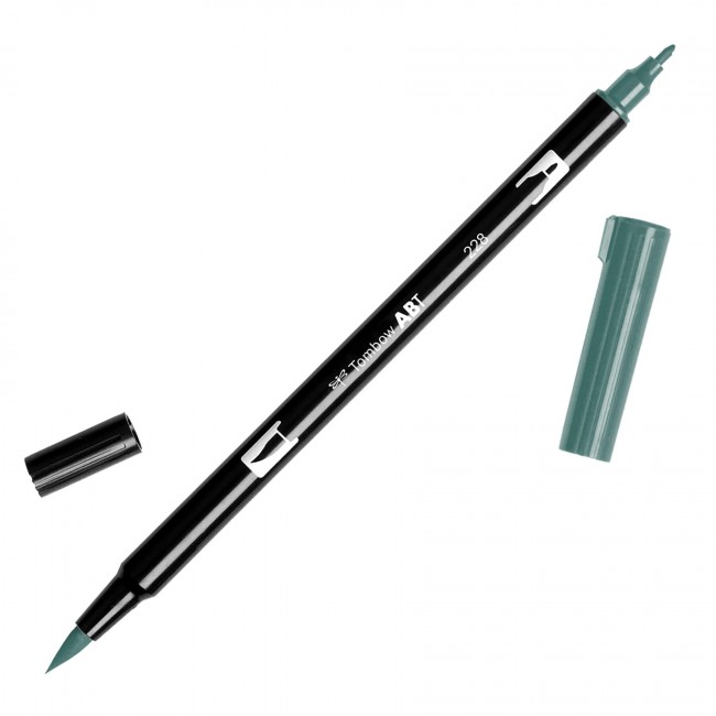Feutre Tombow - 228 Gray Green