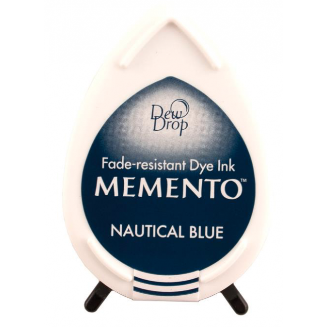 Encre Memento Dew Drop Nautical Blue