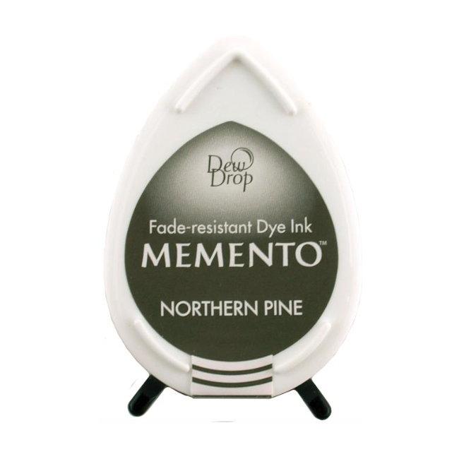 Encre Memento Dew Drop Northern Pine