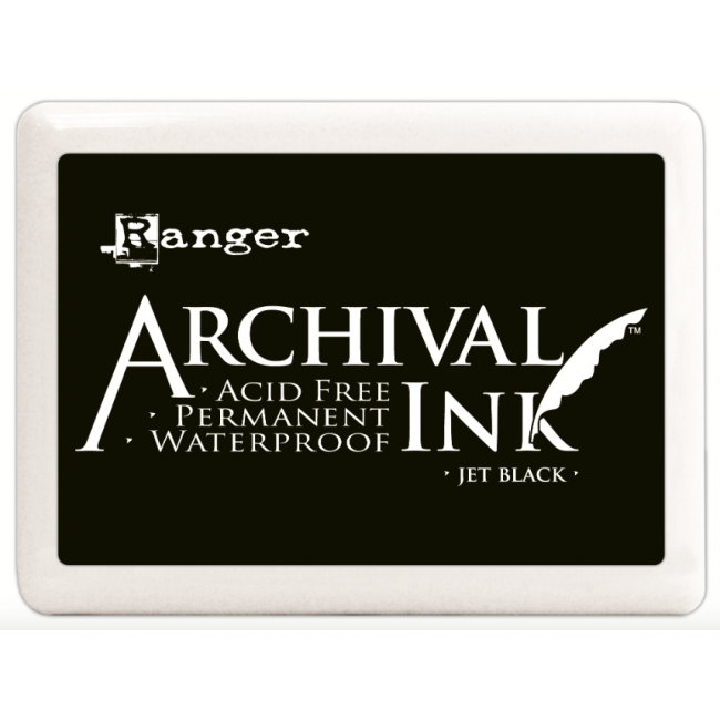 Encre Jumbo Archival Ink Jet Black