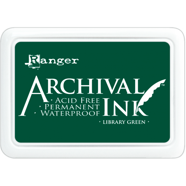 Encre Archival Ink Library Green