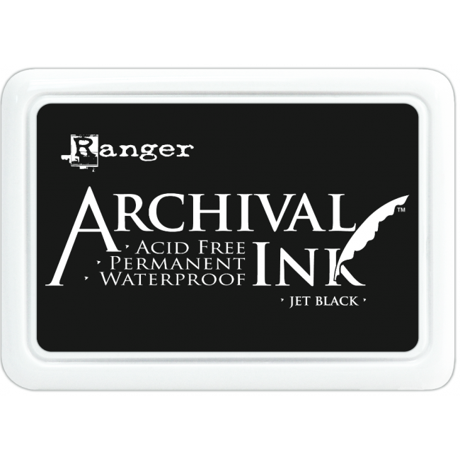 Encre Archival Ink Jet Black