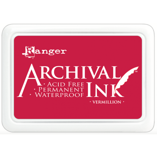 Encre Archival Ink Vermillion