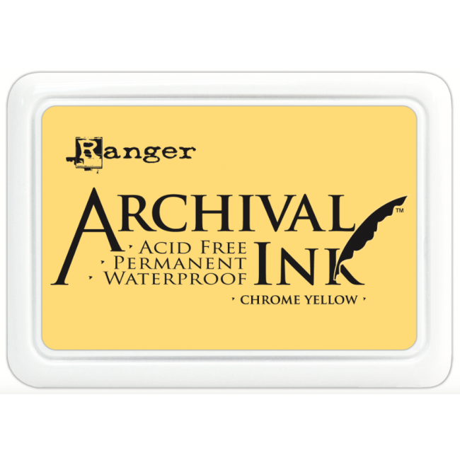 Encre Archival Ink Chrome Yellow