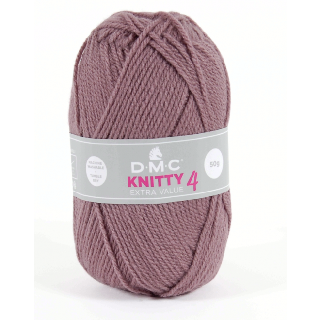 Laine acrylique DMC Knitty Just Knitting 50 g 646