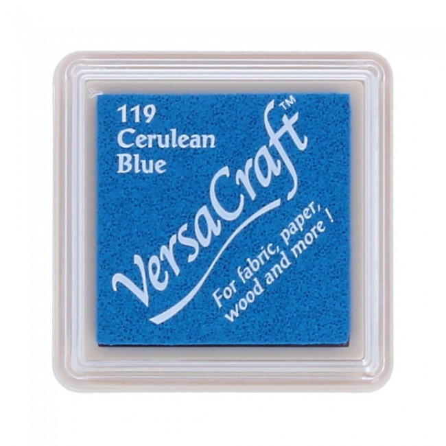 Encre VersaCraft Mini Cerulean Blue