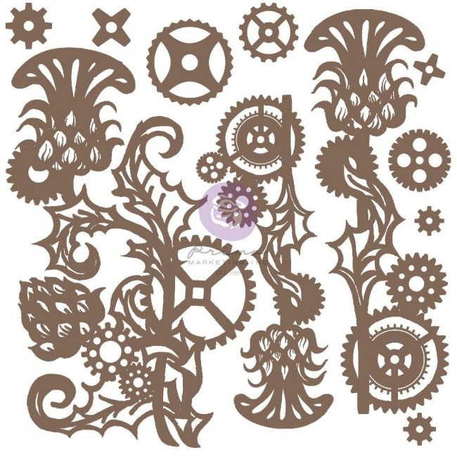 Chipboard Mechanical Thistle