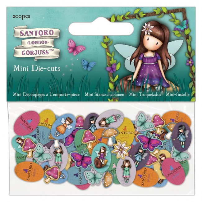 Die Cuts Faerie Folk Mini